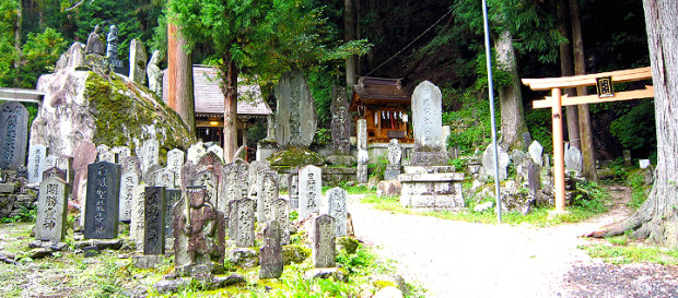 Kai Komagatake Shrine