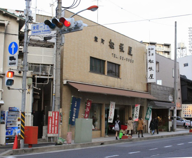 matsuzakaya_outside
