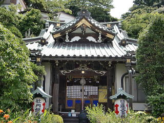 Joei-ji called Botamochi-dera temple Photo from kamakurasakura.com